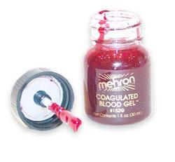 Coagulated Blood Gel - krew do zadrapań Mehron