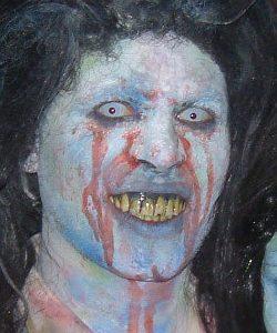 Szczęki akrylowe- Zombie FX