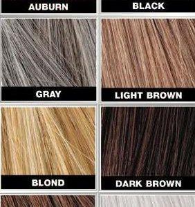 Fullmore lakier zagęszczajacy i koloryzujący do włosów