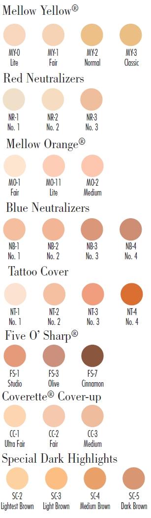 Concealer / Premiere Color Ben Nye