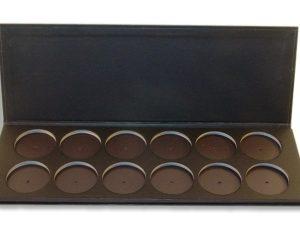 Ben Nye Pusta paleta cieni do oczu - 12 kolorów