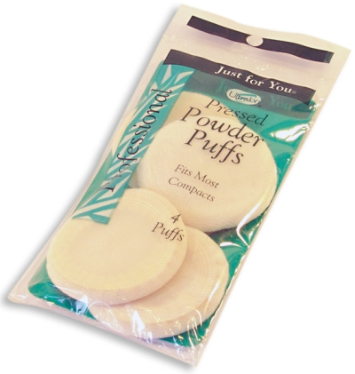 Pressed Powder Puffs 4szt