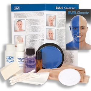 Character Makeup Kit - The BLUE - Mehron