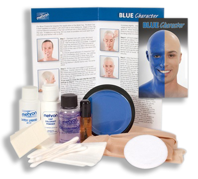 Character Makeup Kit - The BLUE - Mehron
