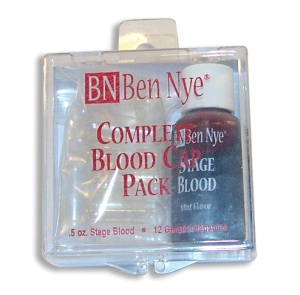Complete Blood Pack Ben Nye