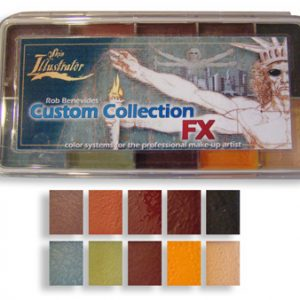 Skin Illustrator FX Custom Collection Palette