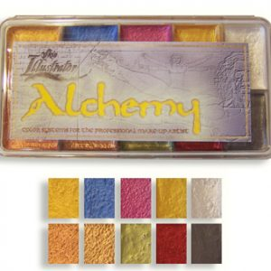 Skin Illustrator Alchemy Palette - metaliczna