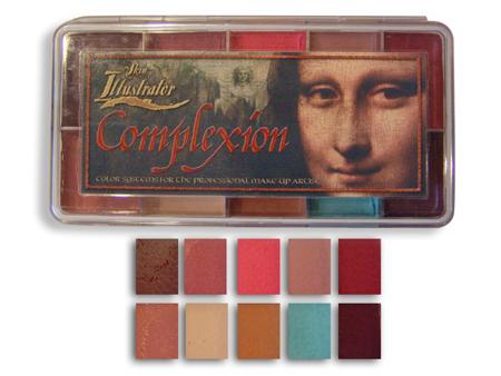 Skin Illustrator Complexion Palette