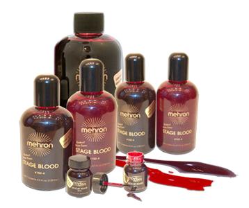 Krew Stage Blood - gęsta uniwersalna Mehron
