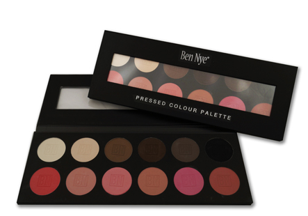 Essential Eye Shadow and Rouge Palette