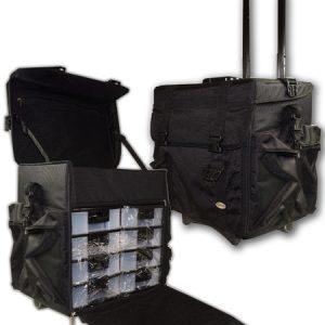 Kufer charakteryzatorski mrozoodporny z wózkiem - Monda STUDIO