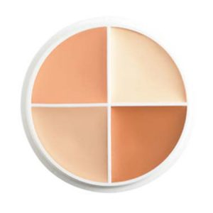 Highlight Wheel Ben Nye - 4 kol paleta korektorów