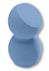 Gąbka - Angled Blending niebieska