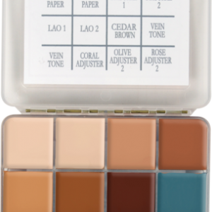 Skin Illustrator Flesh Tone - Palette Small