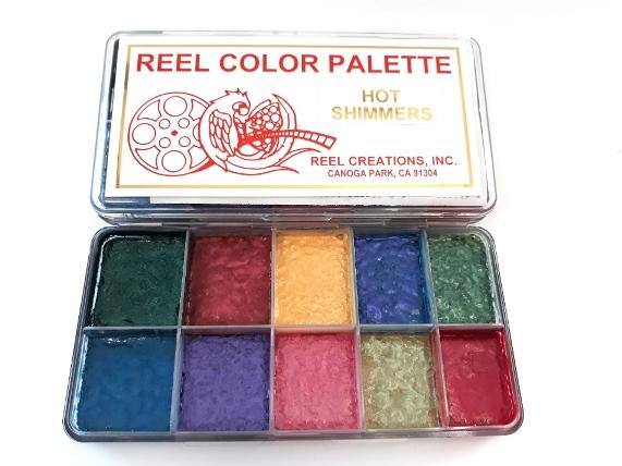 REEL Hair LITE Palette