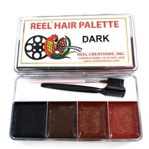 Reel Hair DARK Palette