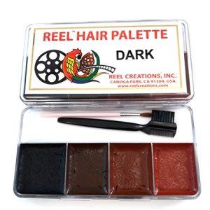 Reel Hair DARK Palette