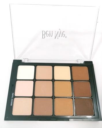 Beauty Global Poudre Ben Nye - 12 Refillable Colors