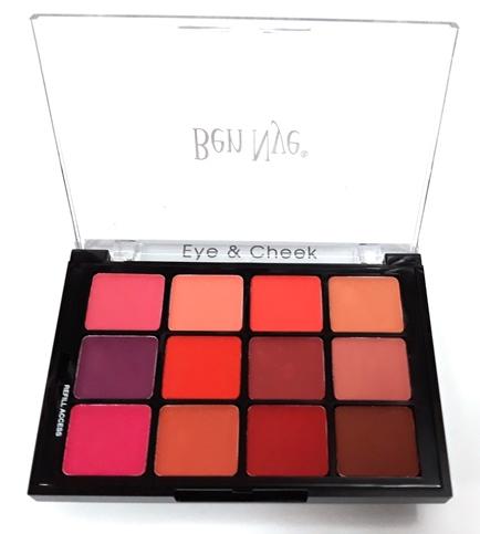 Vivid Blush Ben Nye 12 palete