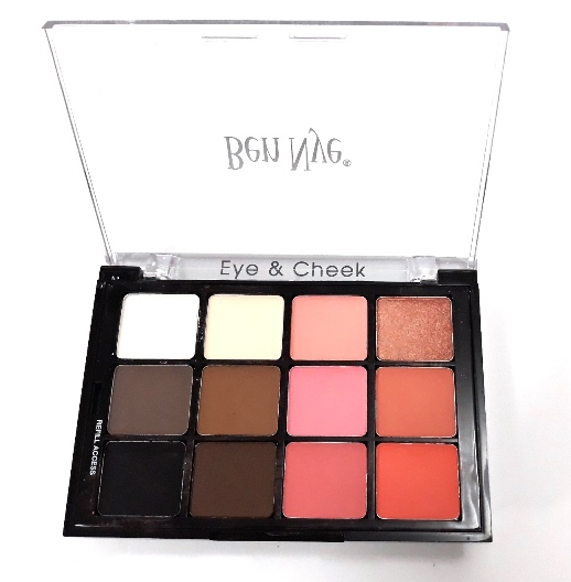 Classy Chic Ben Nye - 12 Refillable Colors