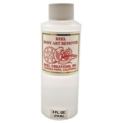 REEL BODY ART REMOVER