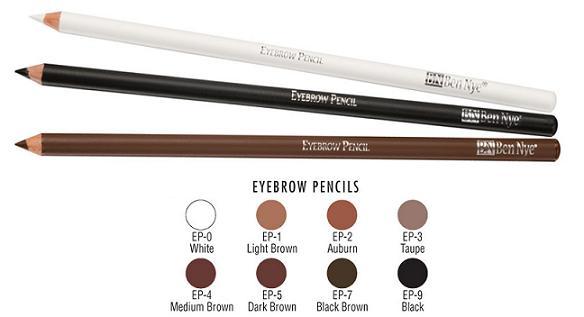 Eyebrow Pencils Ben Nye