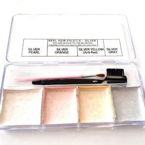 REEL Hair Silver Palette - połysk