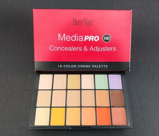 Concealers & Adjusters Palette BenNye