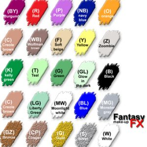 Mehron Fantasy F/X