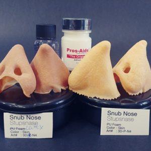 Zadarty, szpiczasty nos - Snup Nose