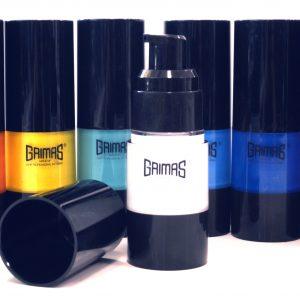 Liquid makeup Grimas dla artystów i entuzjastów bodypainting